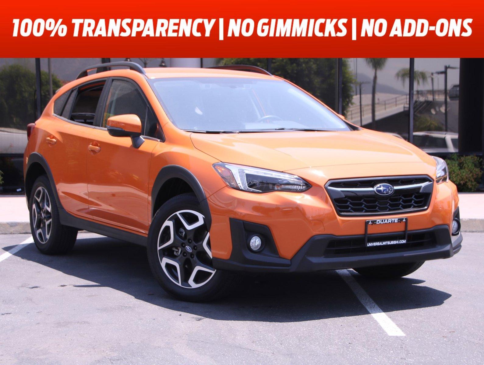 2019 Subaru Crosstrek Limited 2.0i Limited CVT Regular Unleaded H-4 2.0 L/122 [0]