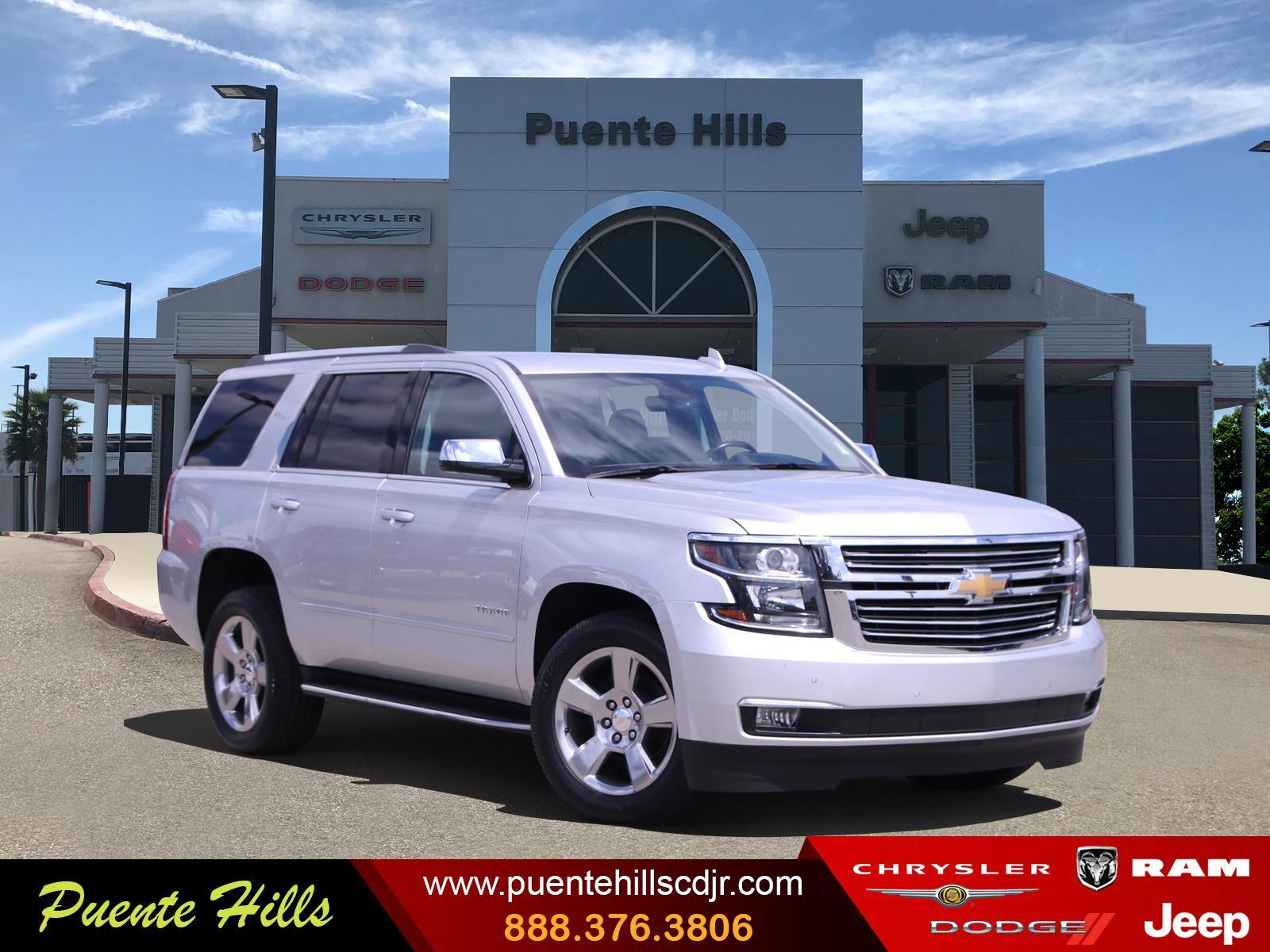 2020 Chevrolet Tahoe Premier 2WD 4dr Premier Gas/Ethanol V8 5.3L/325 [1]