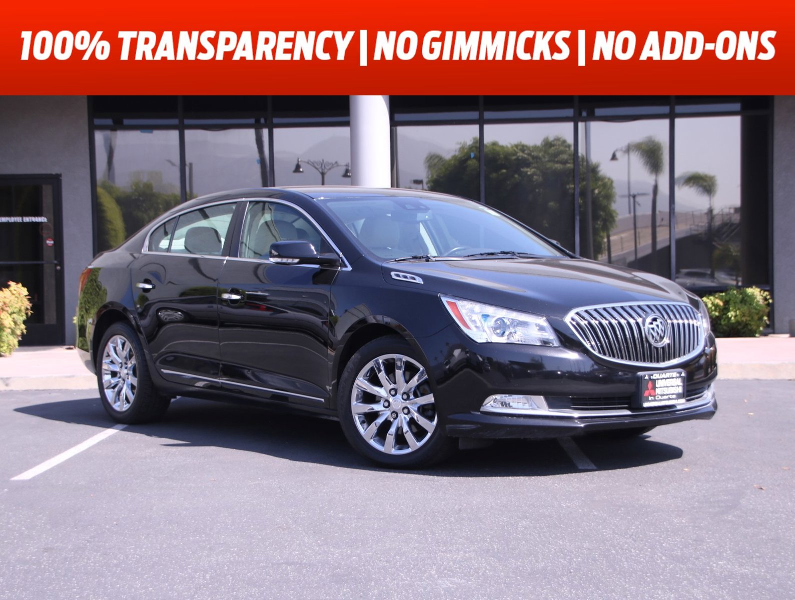 2016 Buick LaCrosse Premium I 4dr Sdn Premium I FWD Gas V6 3.6L/217 [19]