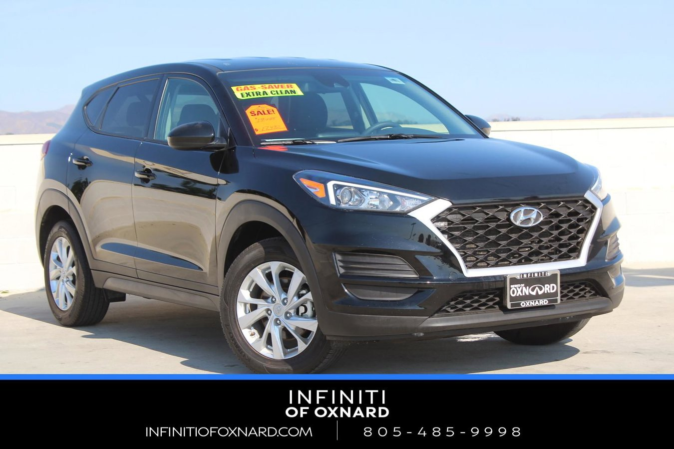 2019 Hyundai Tucson SE SE FWD Regular Unleaded I-4 2.0 L/122 [18]