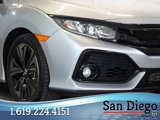 Used 2018 Honda Civic Hatchback EX CVT