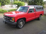 Used 1992 Chevrolet C-K Pickup 1500 C1500 WT 101K MILES