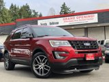 Used 2017 Ford Explorer Sport 4WD