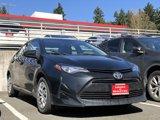 Used 2017 Toyota Corolla LE CVT