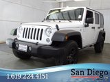 Used 2017 Jeep Wrangler Unlimited Sport 4x4
