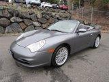Used 2003 Porsche 911 Carrera 2DR CABRIOLET