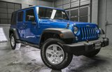 Used 2016 Jeep Wrangler Unlimited 4WD 4dr Sport