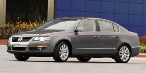 2006 Volkswagen Passat Sedan 4dr Sedan 3.6L V6 Auto