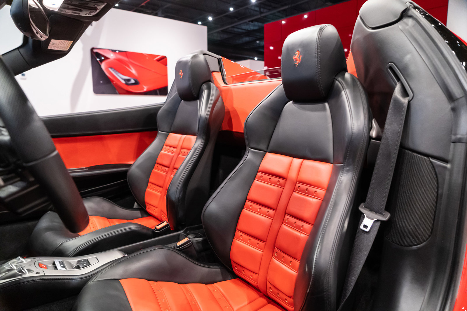 Certified Pre-Owned 2015 Ferrari 458 Spider