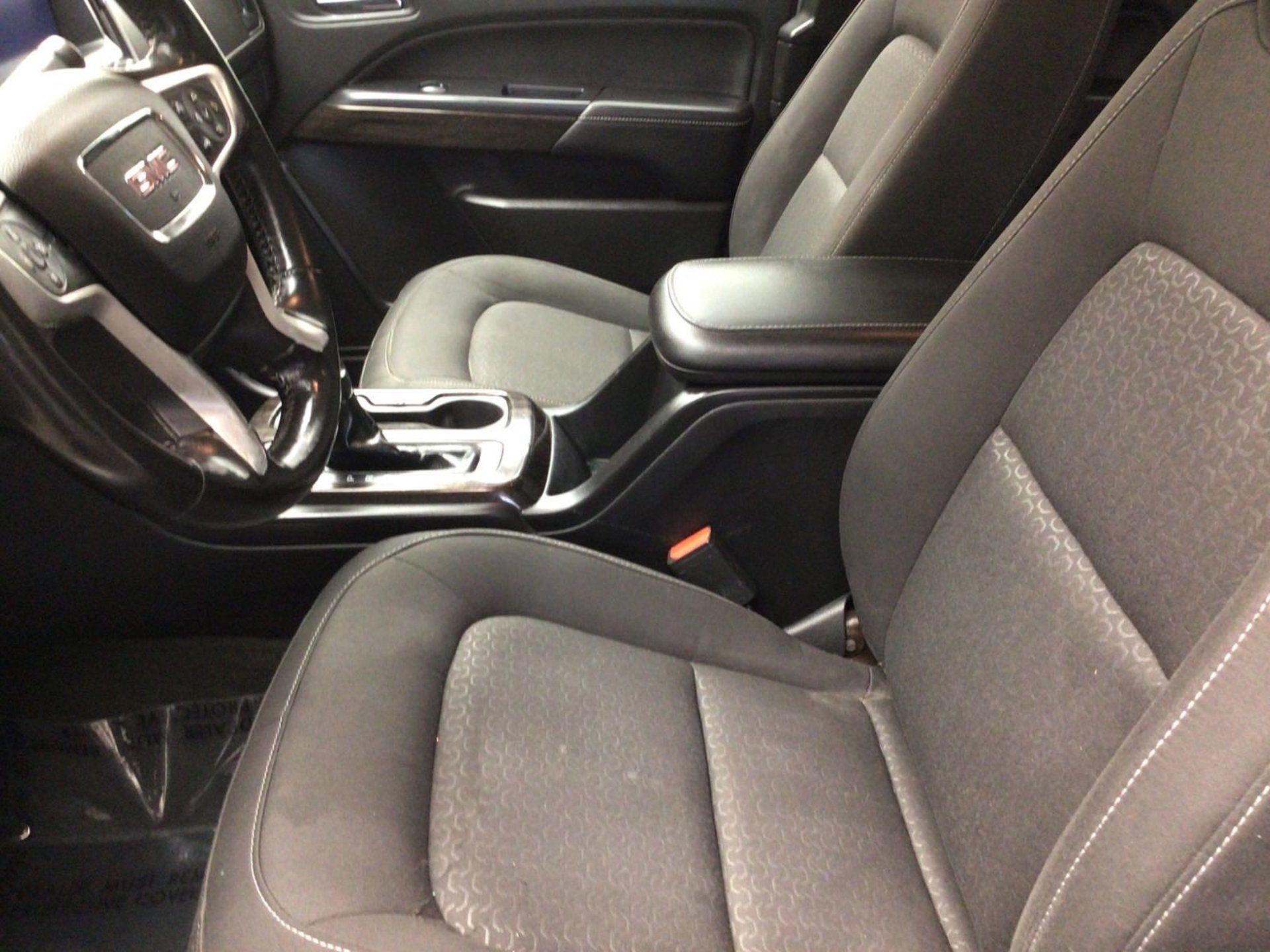 2016 GMC CANYON for sale