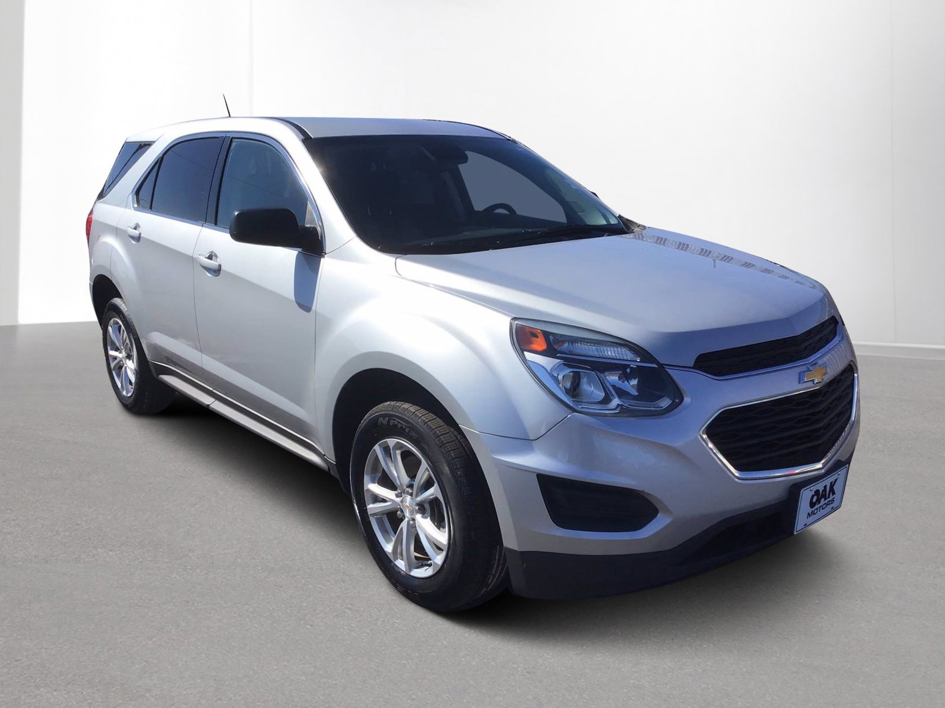 2017 CHEVROLET EQUINOX for sale