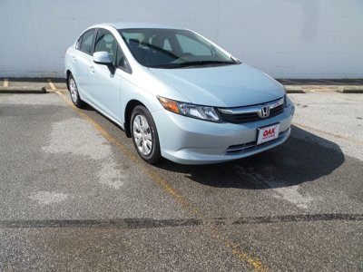 2012 Honda Civic Sdn for sale
