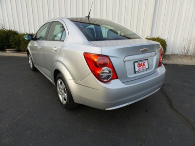 2014 Chevrolet Sonic for sale