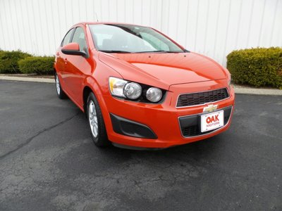 2013 Chevrolet Sonic for sale
