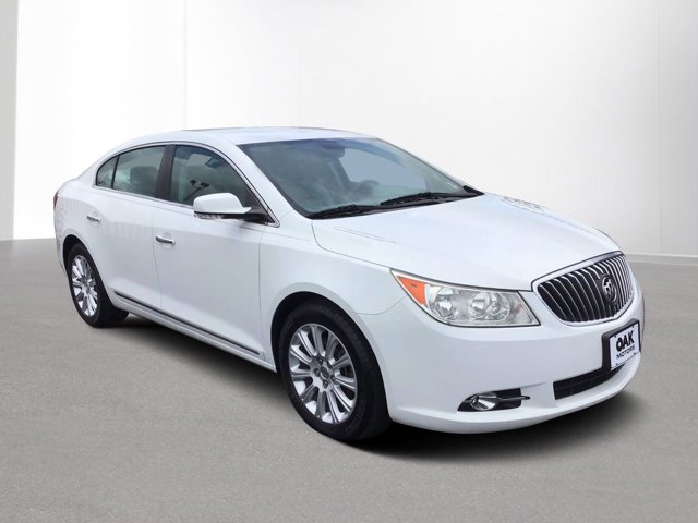 2013 BUICK LACROSSE for sale