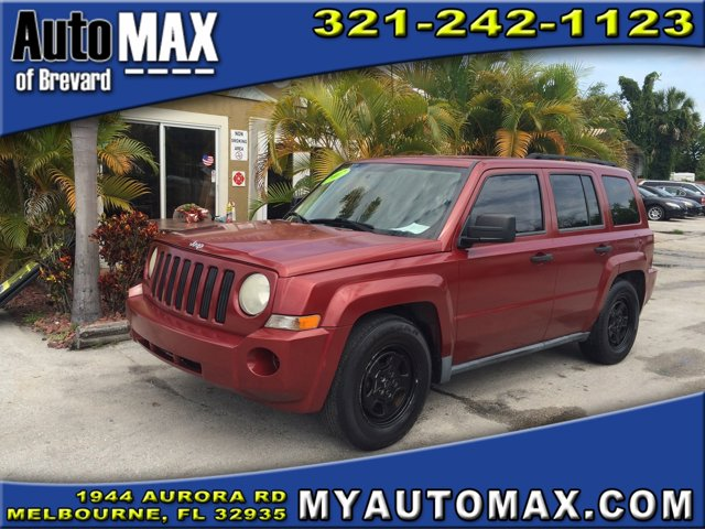 2007 Jeep Patriot Sport Utility