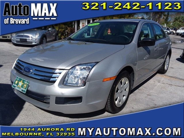 2008 Ford Fusion 4dr Car