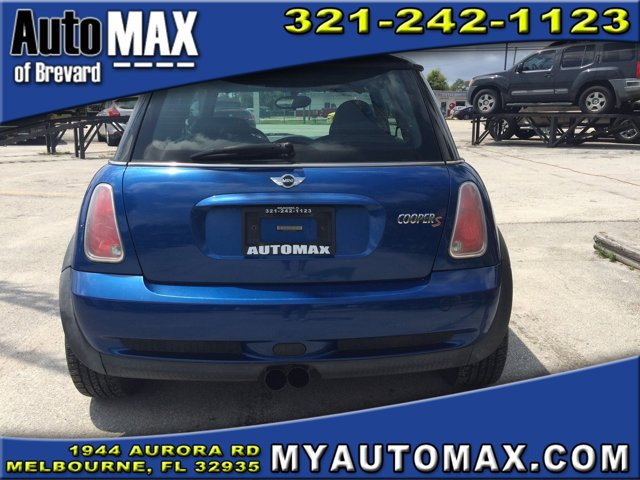 2006 MINI Cooper Hardtop Hatchback