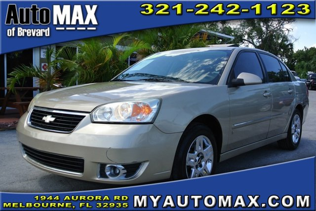 2006 Chevrolet Malibu 4dr Car