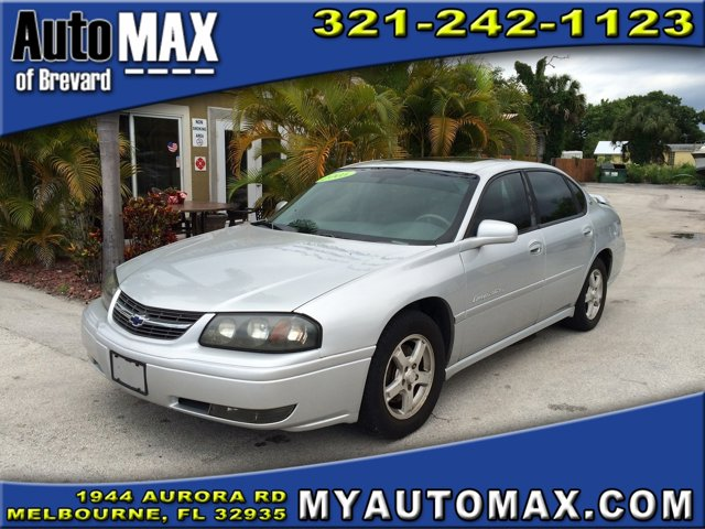 2004 Chevrolet Impala 4dr Car