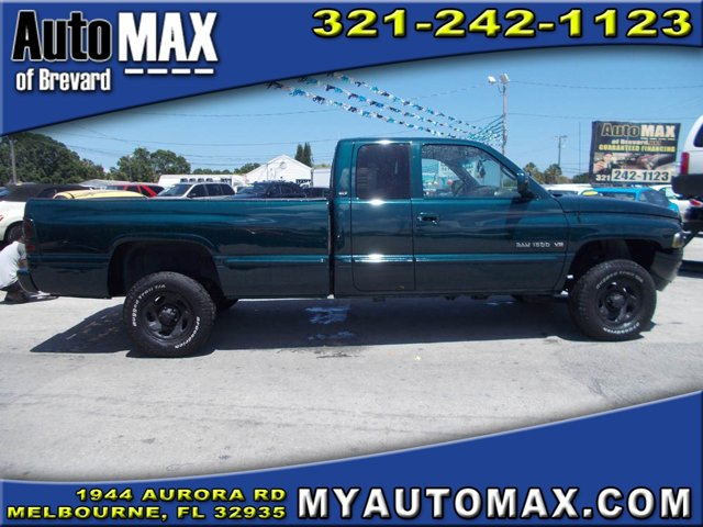 1998 Dodge Ram 1500 Extended Cab Pickup