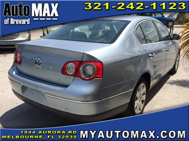 2007 Volkswagen Passat Sedan 4dr Car