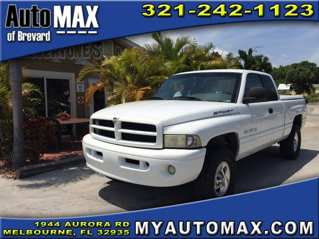 1999 Dodge Ram 1500 Extended Cab Pickup