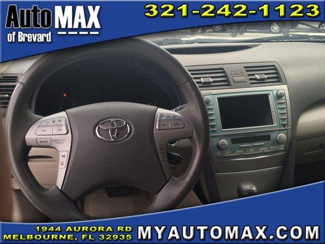 2007 Toyota Camry Hybrid 4dr Car