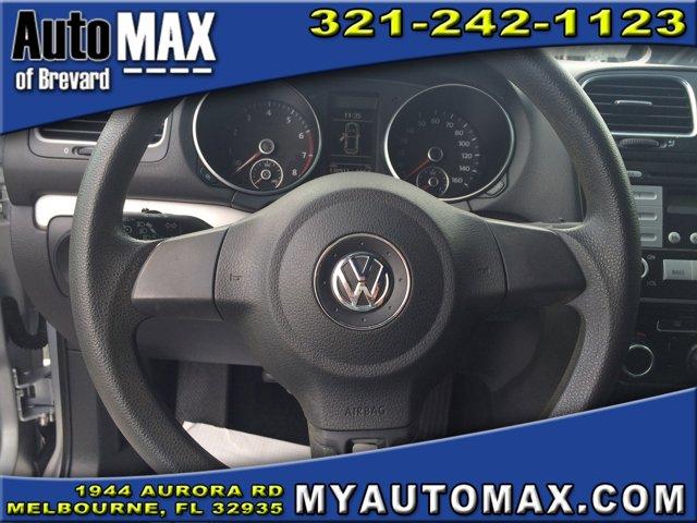 2010 Volkswagen Golf Hatchback