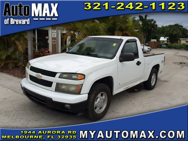 2006 Chevrolet Colorado Regular Cab Pickup