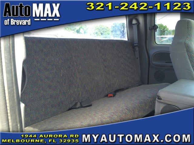 1999 Dodge Ram 1500 Extended Cab Pickup