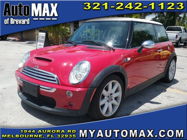 2005 MINI Cooper Hardtop Hatchback