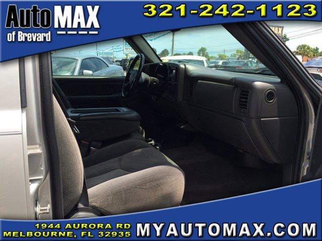 2006 Chevrolet Silverado 1500 Crew Cab Pickup