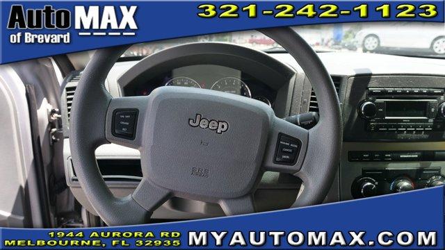 2007 Jeep Grand Cherokee Sport Utility