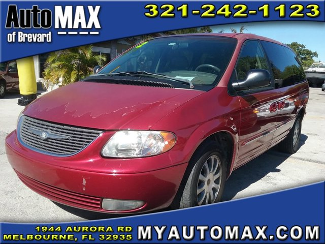 2002 Chrysler Town & Country Mini-van, Passenger