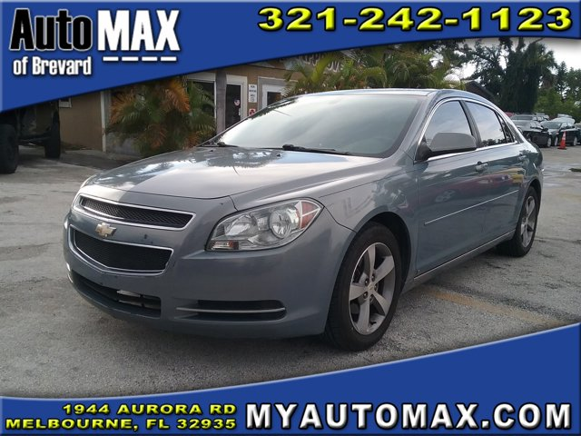 2009 Chevrolet Malibu 4dr Car