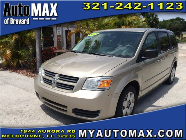 2009 Dodge Grand Caravan Mini-van, Passenger