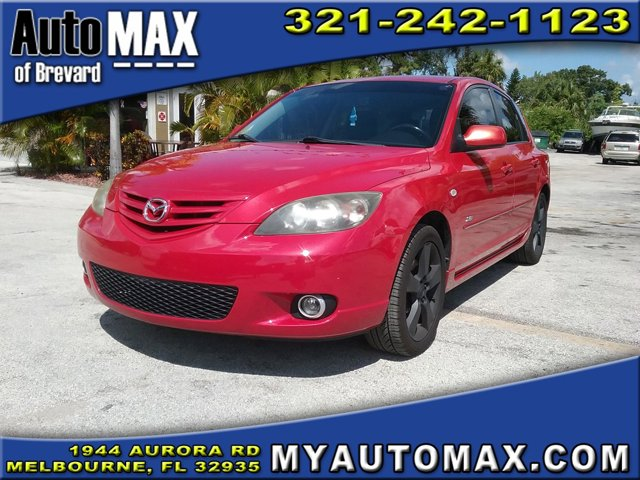 2006 Mazda Mazda3 Station Wagon
