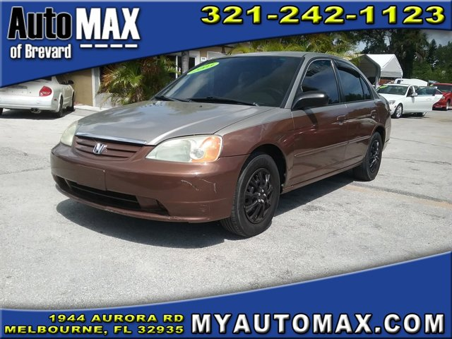 2003 Honda Civic 4dr Car