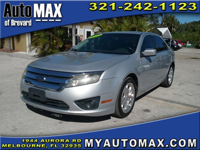 2010 Ford Fusion 4dr Car