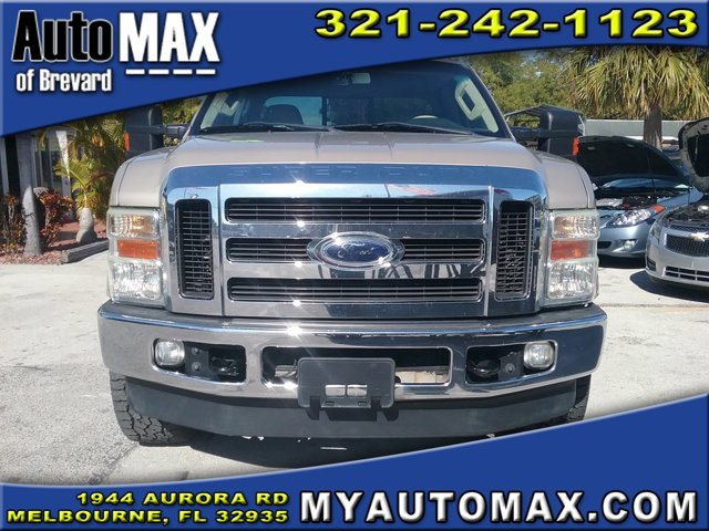 2008 Ford Super Duty F-250 SRW Extended Cab Pickup