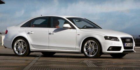 Audi A4 3.2L Prem Plus