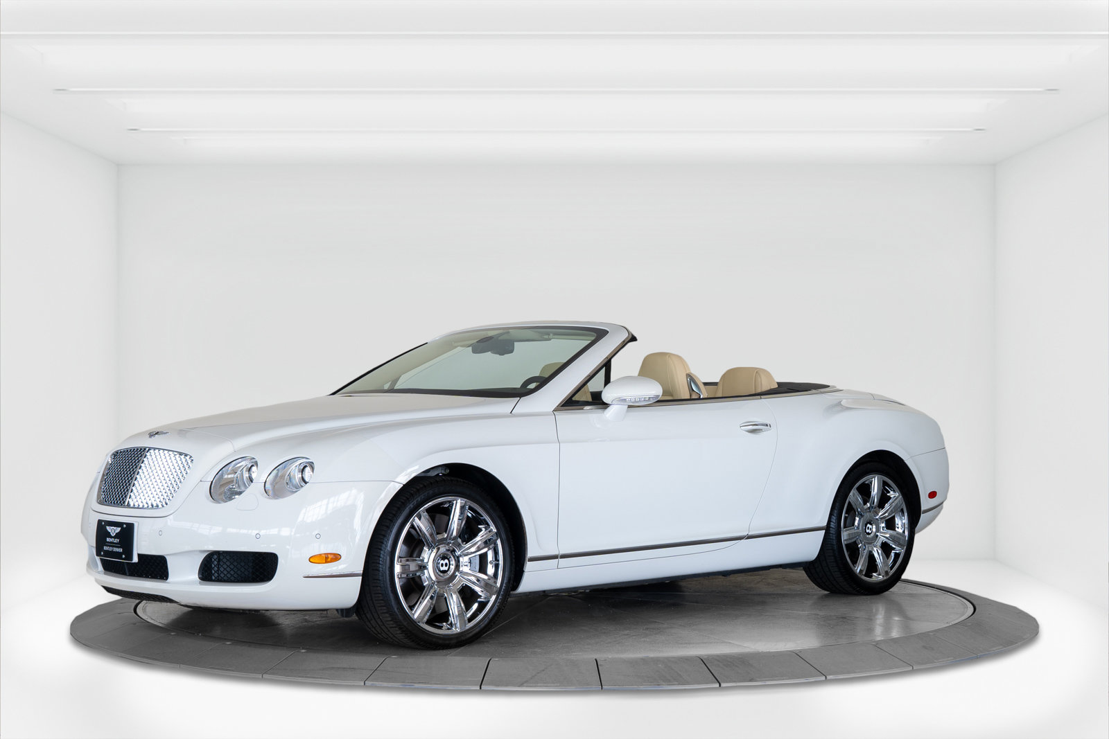 2007 Bentley Continental GT Convertible W12