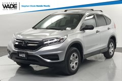 2016-Honda-CR-V-LX