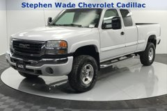 2004 Gmc light duty Sierra 2500HD SLE
