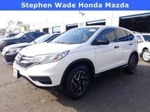 2016-Honda-CR-V-SE