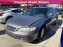 2000 Honda Accord Sdn EX w/Leather