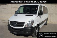 2016 Mercedes-Benz Sprinter 2500 Passenger 144 WB
