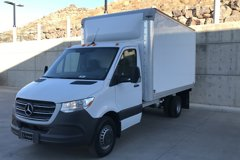 2019 Mercedes-Benz Sprinter Cab Chassis MXCC76