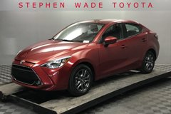 2020 Toyota Yaris Sedan LE